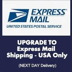 USPS Next Day Delivery